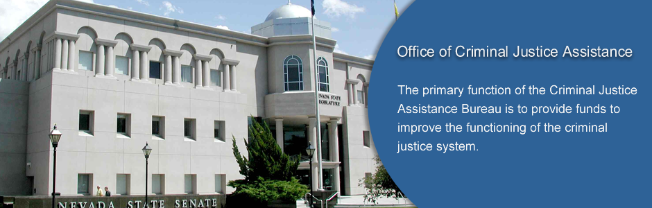 Office of Criminal Justice Assistance
